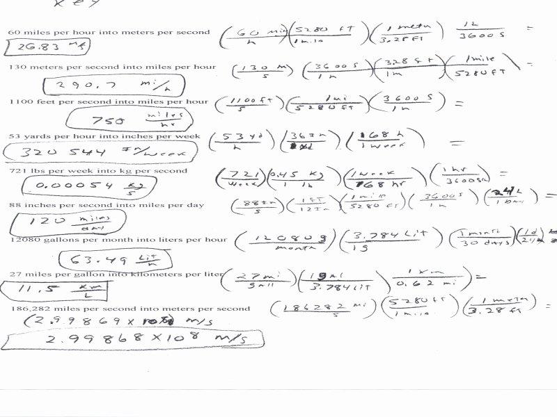 Metrics and Measurement Worksheet Answers Beautiful Metrics and Measurement Worksheet Answers Free Printable