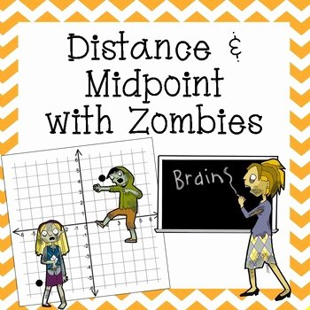 Midpoint and Distance Worksheet New Midpoint & Distance formula Activity