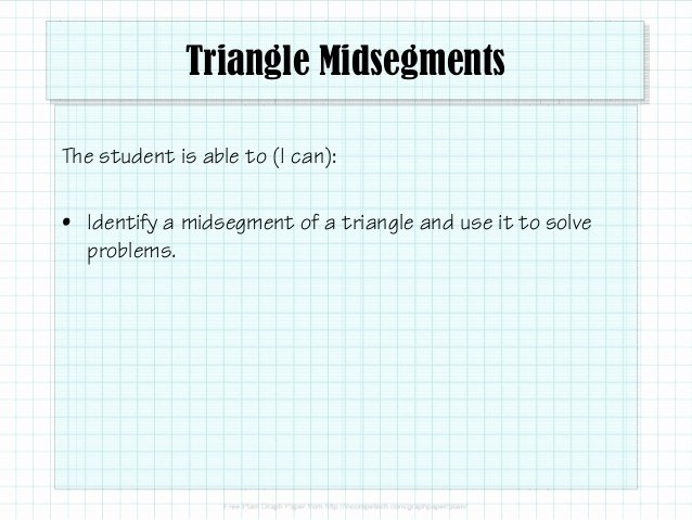 Midsegment Of A Triangle Worksheet Elegant 2 5 3 Triangle Midsegments