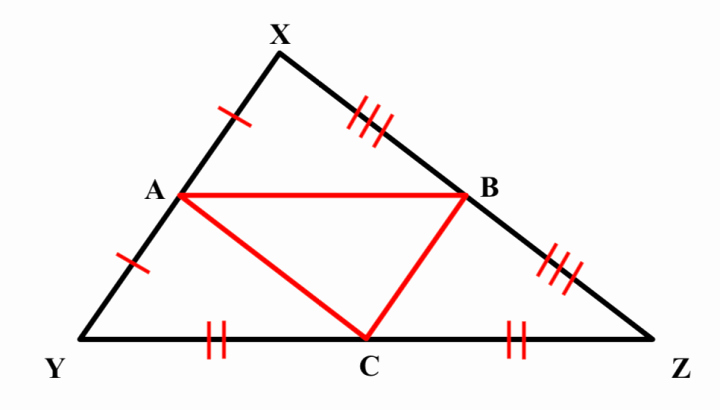 Midsegment Of A Triangle Worksheet Fresh Midsegments Of Triangles