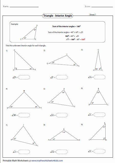 Midsegment theorem Worksheet Answer Key Best Of Triangle Inequality theorem Worksheet