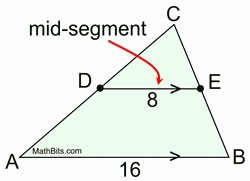 Midsegment theorem Worksheet Answer Key Fresh Midsegments In Triangles Mathbitsnotebook Geo Ccss Math