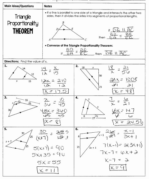Midsegment theorem Worksheet Answer Key Inspirational Unit 2 Similarity and Congruence Pchs Math 2 Honors