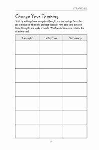 Mind Over Mood Worksheet Elegant What is Ptsd and Worksheets and Information that Might Help