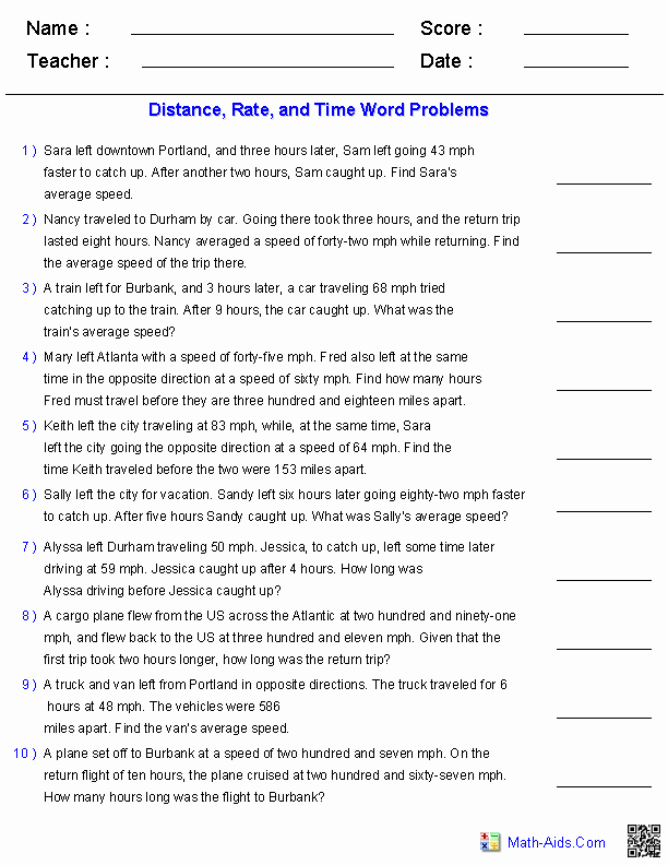 Mixture Word Problems Worksheet Lovely Algebra 2 Worksheets