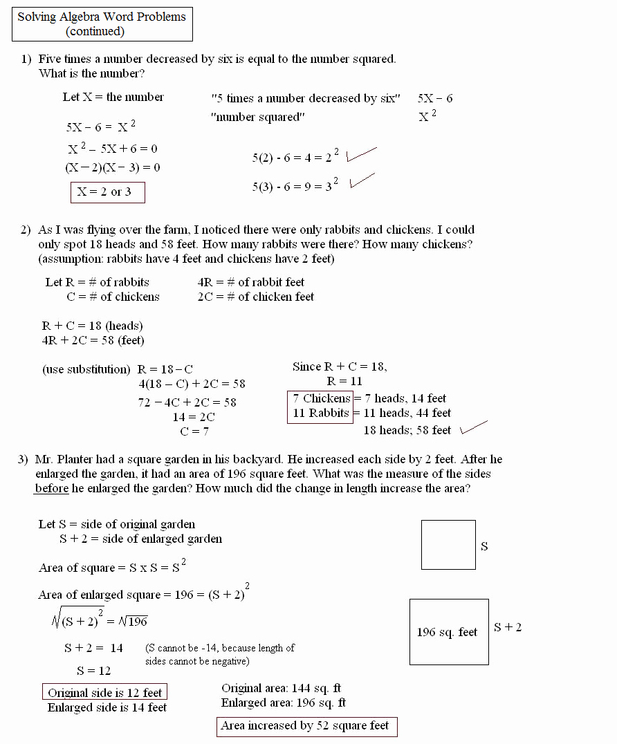 Mixture Word Problems Worksheet Unique Math Plane Algebra Word Problems
