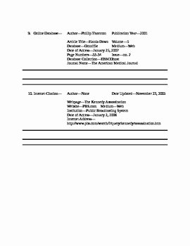 Mla Citation Practice Worksheet Unique Research Paper Creating Mla source Citations Worksheet