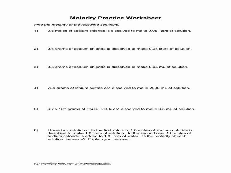 Molar Mass Practice Worksheet Lovely Molar Mass Worksheet Answers