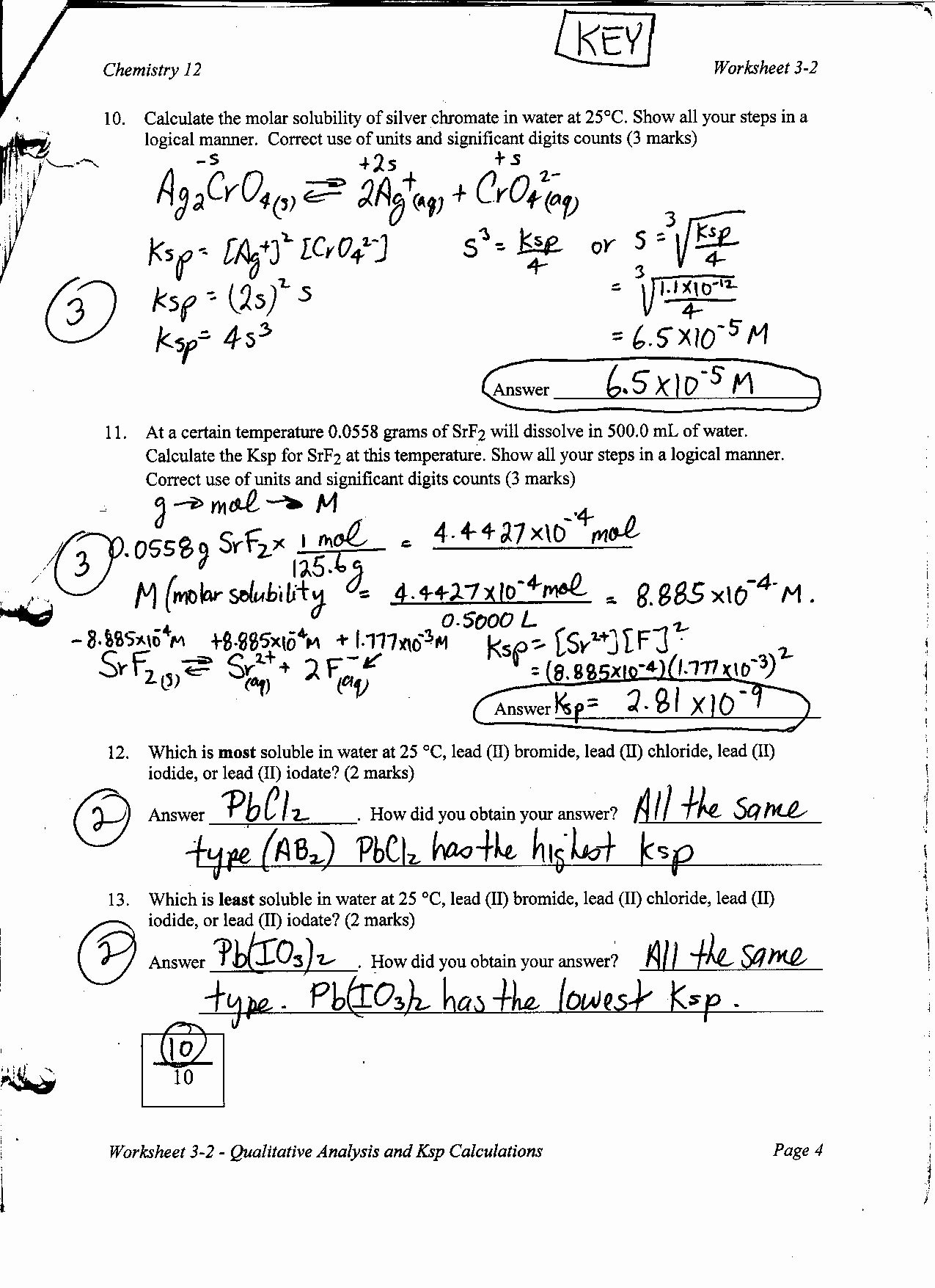 Molarity Practice Worksheet Answer Best Of Molarity Practice Worksheet Answers
