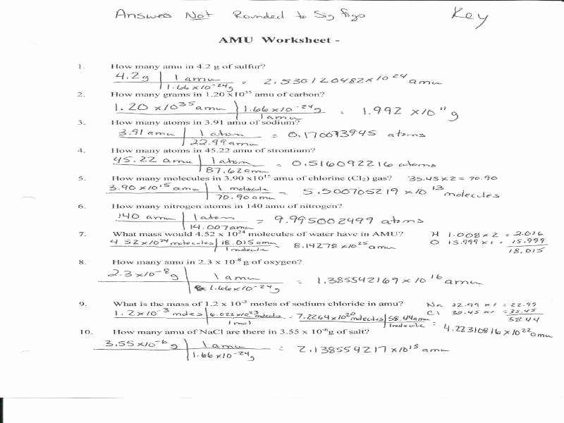 Moles Molecules and Grams Worksheet Inspirational Moles Molecules and Grams Worksheet