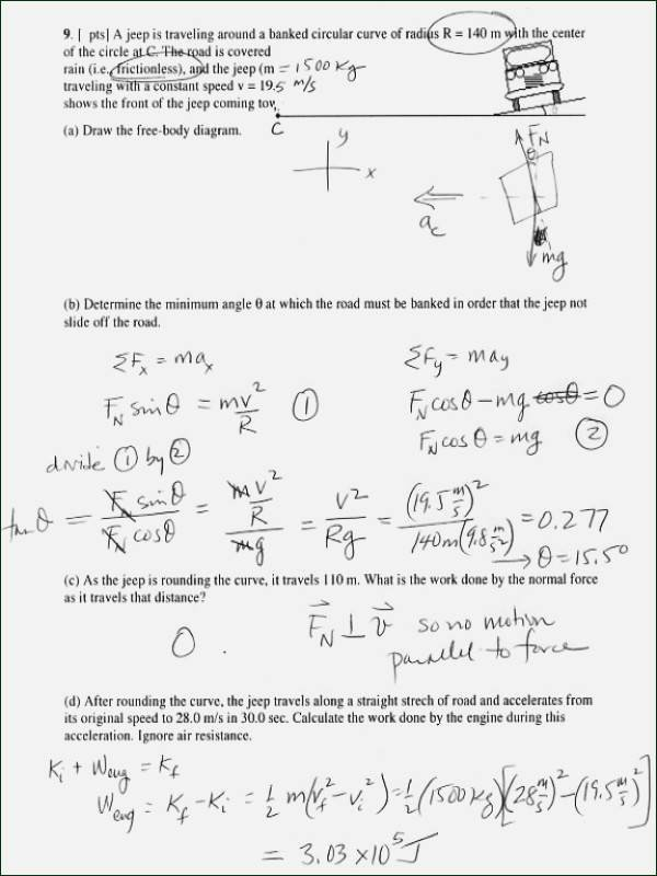 Momentum and Collisions Worksheet Answers Fresh Momentum and Impulse Worksheet