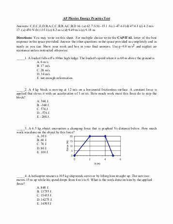 Momentum and Collisions Worksheet Answers Inspirational Conservation Momentum Worksheet