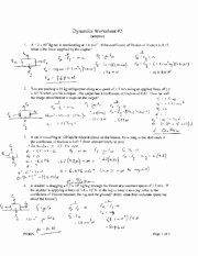 Momentum and Collisions Worksheet Answers Lovely Phys 40s Grade 12 P Collège Sturgeon Heights Collegiate