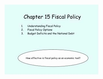 Monetary Policy Worksheet Answers Inspirational Fiscal Policy Worksheet 2 with Answers Pdf