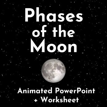 Moon Phases Worksheet Answers Unique Phases Of the Moon Powerpoint and Worksheet by the Stem