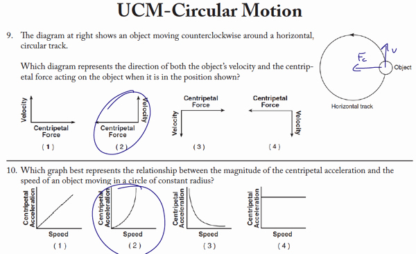 Motion Graphs Physics Worksheet Lovely Circular Motion Archives Regents Physics