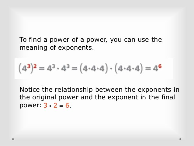 Multiplication Properties Of Exponents Worksheet Awesome Multiplication Properties Of Exponents