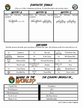 Multiply Rational Expressions Worksheet Luxury Adventure Math Worksheet Multiply & Divide Rational