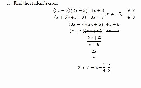 Multiply Rational Expressions Worksheet New Multiplying Rational Expressions Worksheet Pdf with
