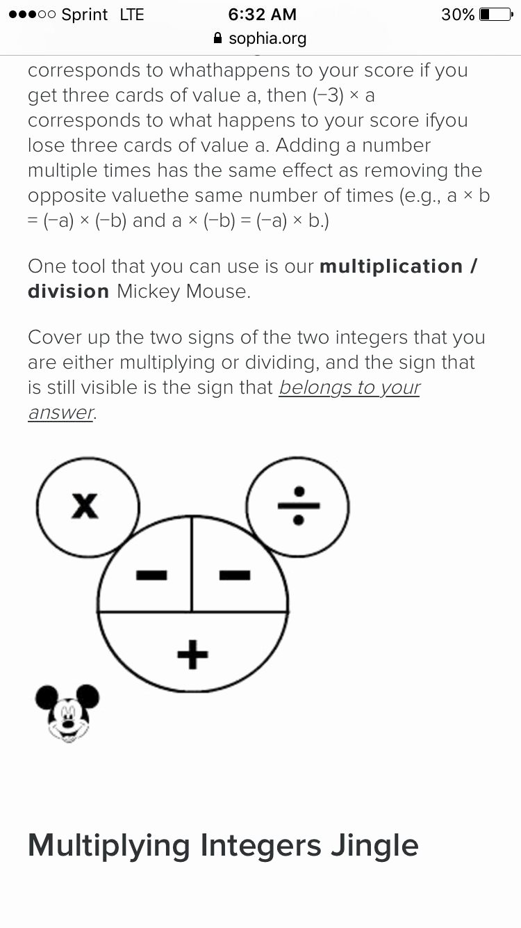 Multiplying and Dividing Integers Worksheet Inspirational and Dividing