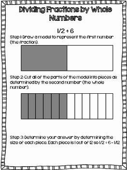 Multiplying Fractions Using Models Worksheet Fresh Posters that Show Step by Step How to Model Multiplying