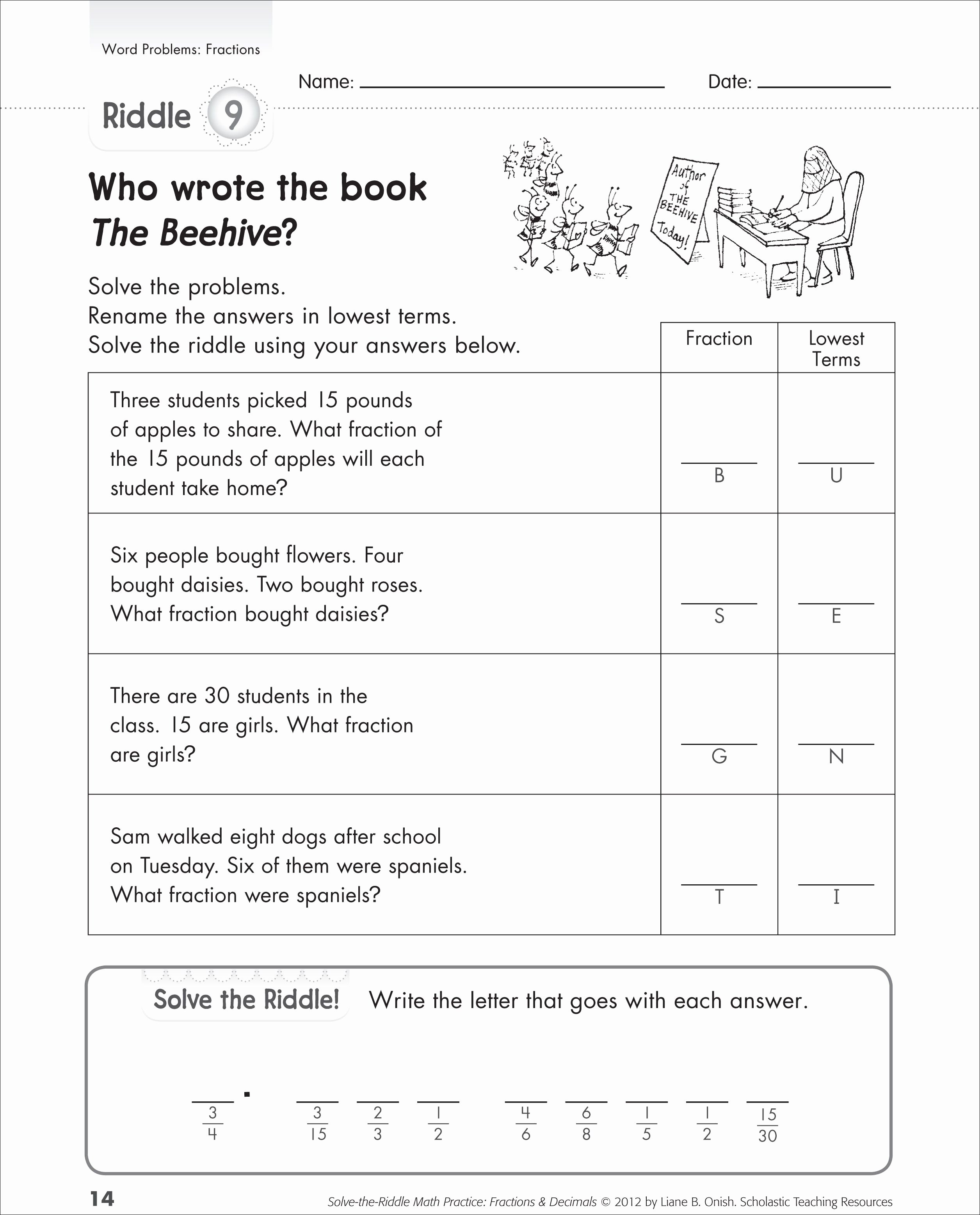 Multiplying Fractions Word Problems Worksheet Best Of Worksheet Multiplying Fractions Word Problems Worksheets