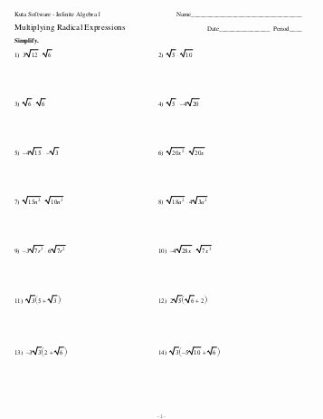 Multiplying Polynomials Worksheet 1 Answers Lovely Multiplying Monomials and Polynomials Worksheet