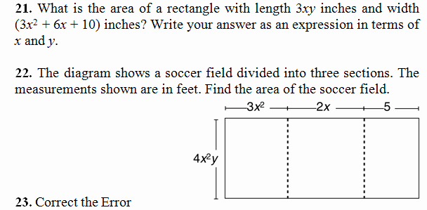 Multiplying Polynomials Worksheet Answers Beautiful Multiplying Monomials with Polynomials Worksheet Pdf and