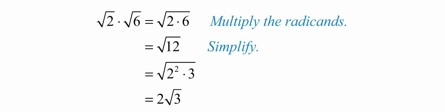 Multiplying Radical Expressions Worksheet Luxury Multiplying and Dividing Radical Expressions