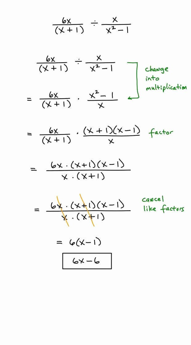 Multiplying Rational Expressions Worksheet Fresh Dividing Rational Expressions Worksheet