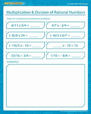 Multiplying Rational Numbers Worksheet Luxury Addition and Subtraction Of Integers