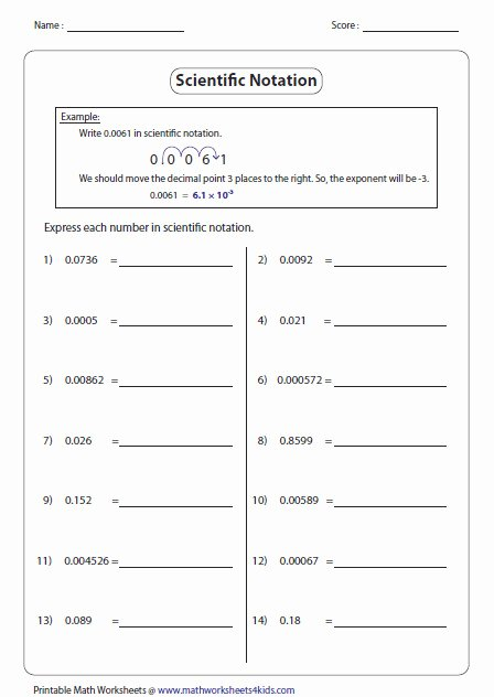 Negative Exponents Worksheet Pdf Lovely Zero and Negative Exponents Worksheet