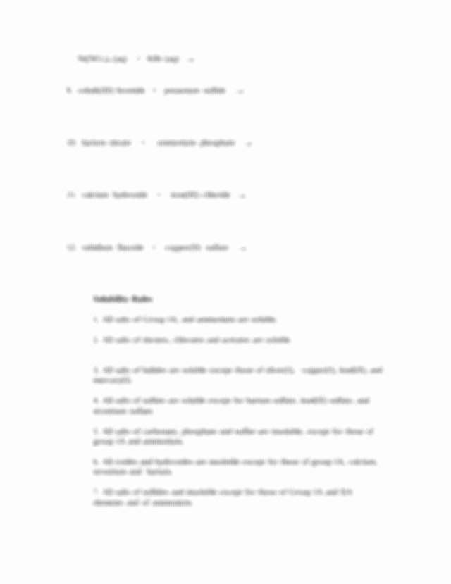 Net Ionic Equations Worksheet Fresh Net Ionic Equations Worksheet