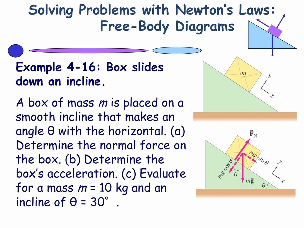 Newton's Laws Review Worksheet Answers New Newton S Second Law Reinforcement Worksheet Answers