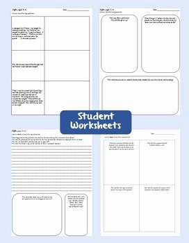 Night Elie Wiesel Worksheet Answers Best Of Night by Elie Wiesel Unit Plan Novel Guide Lessons