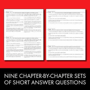Night Elie Wiesel Worksheet Answers Lovely Night by Elie Wiesel Worksheets Hw Discussion Questions