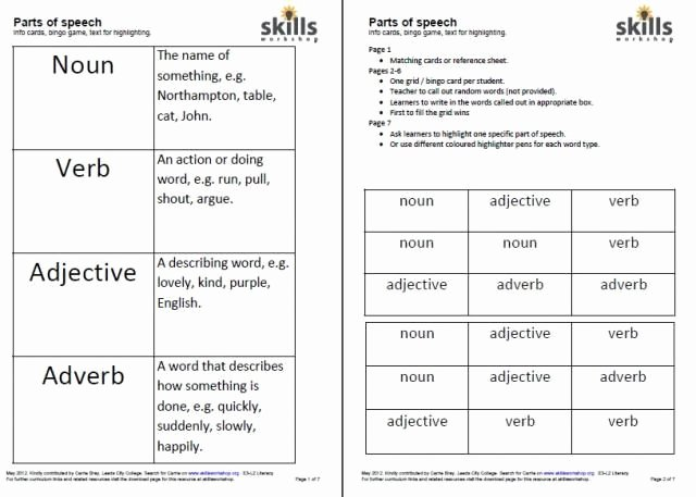 Nouns Verbs Adjectives Worksheet Fresh Lists Of Nouns Verbs and Adjectives Google Search