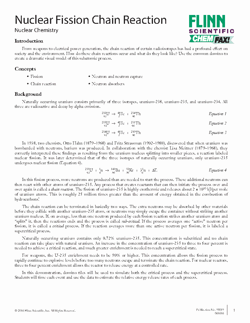 Nuclear Reactions Worksheet Answers Fresh Nuclear Fission and Fusion Worksheet Answers
