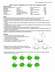 Nucleic Acid Worksheet Answers Lovely Worksheet Unit 2b Part 2 Biomolecules