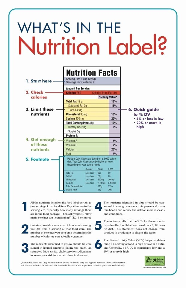 Nutrition Label Worksheet Answers Beautiful Nutrition Label Worksheet Answer Key Ku Cte – Besto Blog