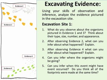 Observation and Inference Worksheet Awesome Observation & Inference Interactive Notebook Activity with