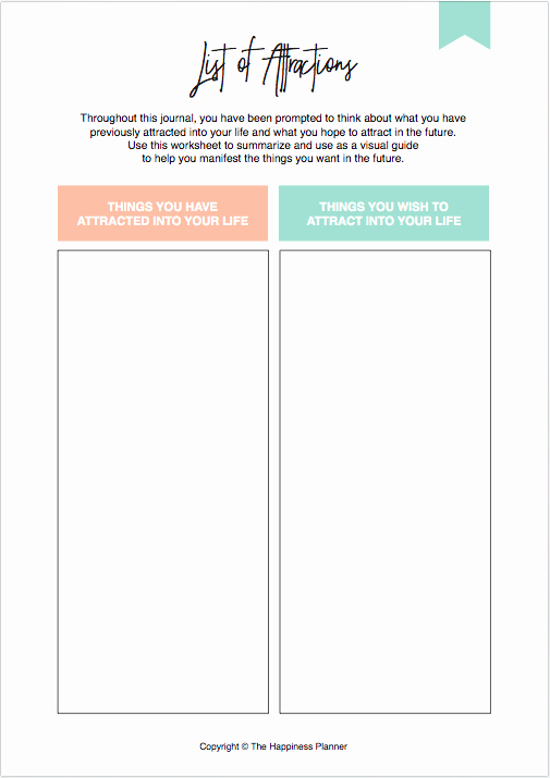 Ohm's Law Worksheet Answers Fresh Law attraction Worksheets the Best Worksheets Image