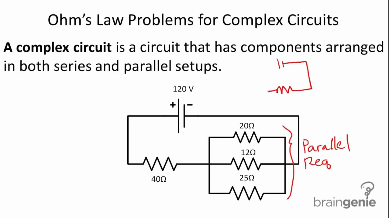 Ohm's Law Worksheet Answers Unique Ohms Law Practice Worksheet Worksheets for School