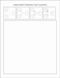 One Point Perspective Worksheet Awesome Nhs Designs Graphic Design assignment 09 E Point