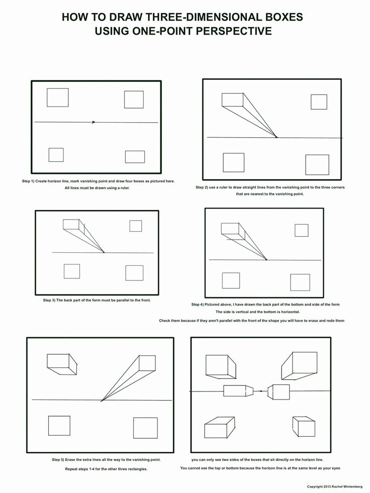 One Point Perspective Worksheet Beautiful One=point Perspective Worksheets
