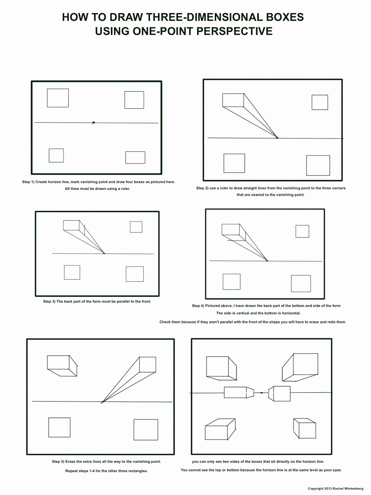 One Point Perspective Worksheet Lovely the Helpful Art Teacher Fun with One Point Perspective