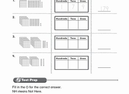 Ones Tens Hundreds Worksheet Unique Tens and Es Worksheets Abitlikethis Es Tens Hundreds