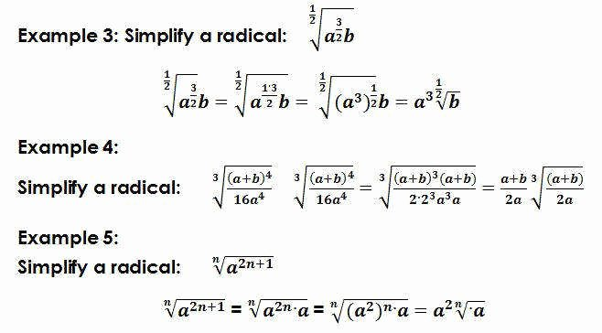 Operations with Radicals Worksheet Beautiful Multiplying Radicals Worksheet