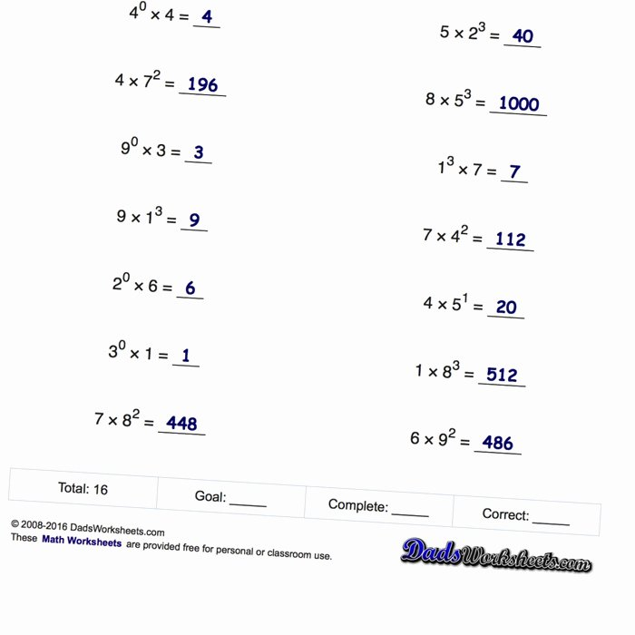 Operations with Scientific Notation Worksheet Fresh Math Handbook Transparency Worksheet Answers Antihrap