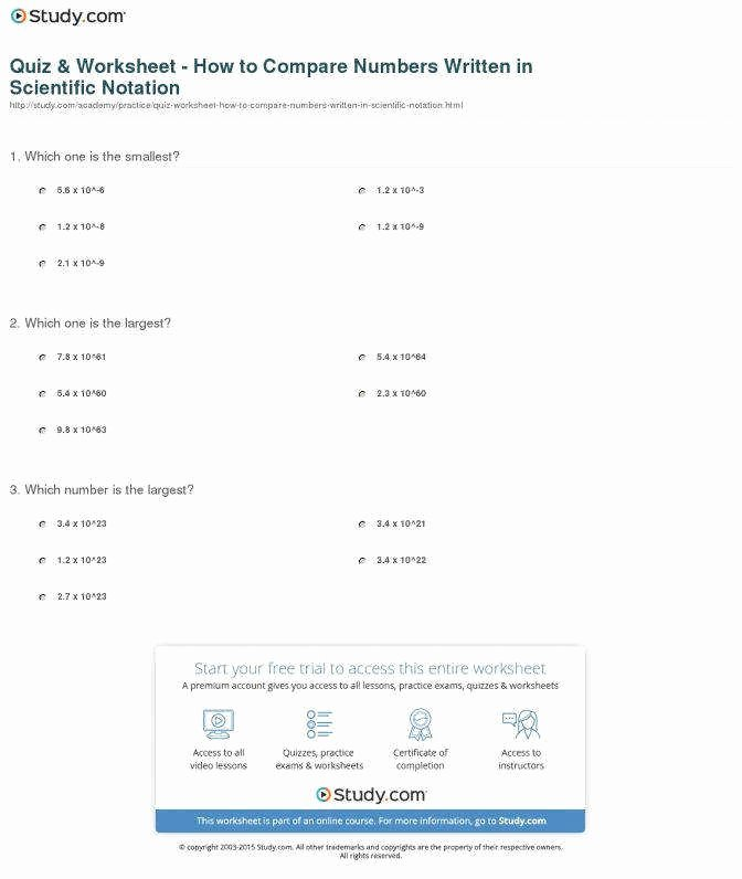 Operations with Scientific Notation Worksheet New Operations with Scientific Notation Worksheet